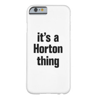 its a horton thing barely there iPhone 6 case