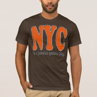 Its a Jamaica Queens Thing T-Shirt