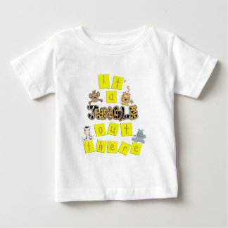 It's A Jungle Out There Baby T-Shirt