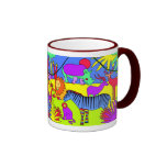 Its a Jungle out there Coffee Mugs