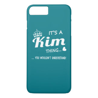 It's a Kim thing! iPhone 7 Plus Case