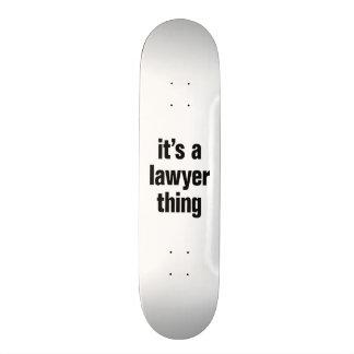 its a lawyer thing skateboard decks