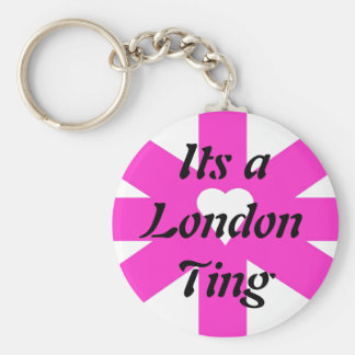 Its a London Thing Keychains