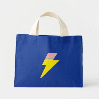 Its a lot like lightning tote bag