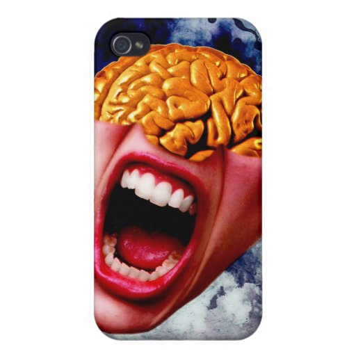 It's a mad world! iPhone 4/4S cases