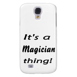 It's a magician thing! samsung galaxy s4 case