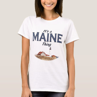 It's a Maine Thing - Lighthouse T-Shirt