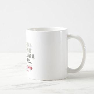 It's a man thing: Engine vs. Dishwasher Coffee Mug