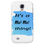 It's a Me! Me! thing Galaxy S4 Cover