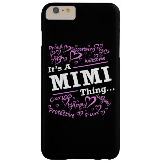IT'S A MIMI THING BARELY THERE iPhone 6 PLUS CASE