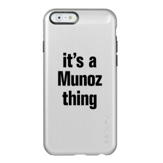 its a munoz thing incipio feather® shine iPhone 6 case
