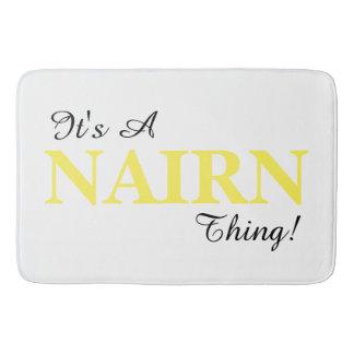 It's A NAIRN Thing Bathroom Mat