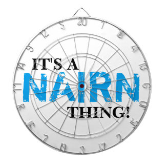 IT'S A NAIRN THING! DARTBOARDS