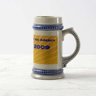 It's a New Day 18 Oz Beer Stein