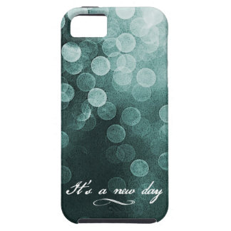 It's a New Day Bokeh Design iPhone SE/5/5s Case