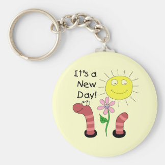 It's a New Day Keychains