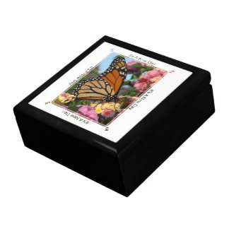 It's A New Day (Monarch Butterfly) Jewelry Box