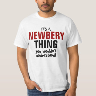 It's a Newbery thing you wouldn't understand! T-Shirt
