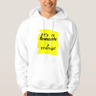 It's a newscaster thing! sweatshirt