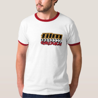 It's a nice Ringed T for all movie lovers T-Shirt