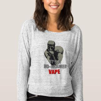 It's a NO-BRAINER Vape T-shirt