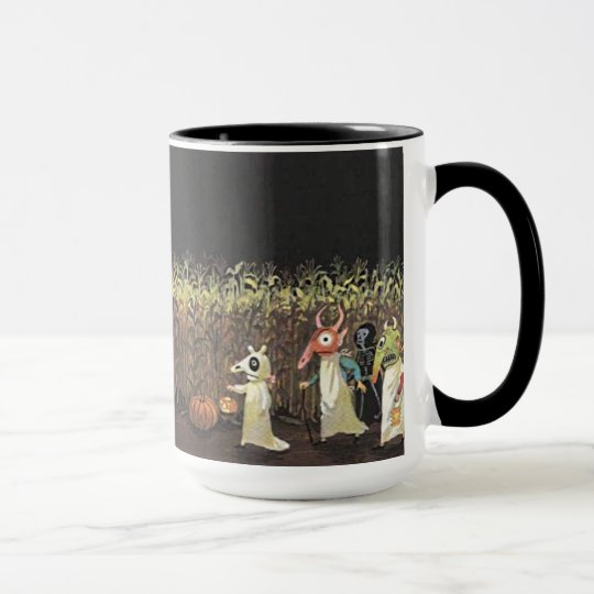 """""""It's a Parade of Those Monsters"""" Mug"""
