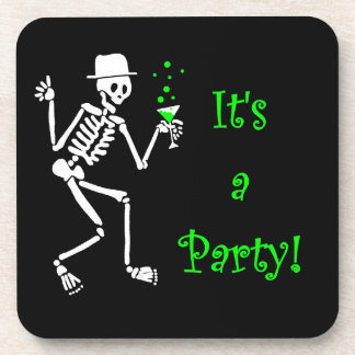 It's A Party! Coaster