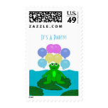 Its a Party Frog Postage