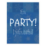 It's a PARTY! & You're Invited! Personalized Invites
