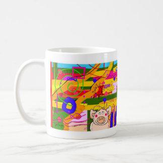 it's a pigs world coffee mug