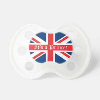 It's a Prince! Pacifier