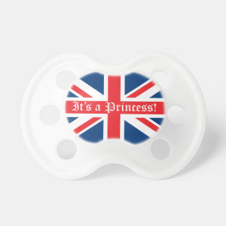 It's a Princess! Pacifier