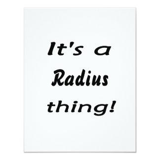 It's a radius thing! 4.25x5.5 paper invitation card
