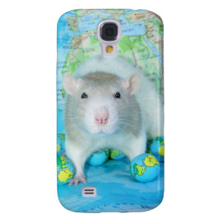 It's a Rat's World phone case