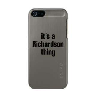 its a richardson thing incipio feather® shine iPhone 5 case