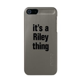 its a riley thing incipio feather® shine iPhone 5 case