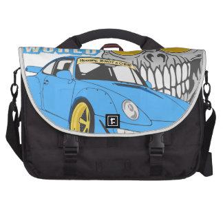 It's a rough world bag for laptop
