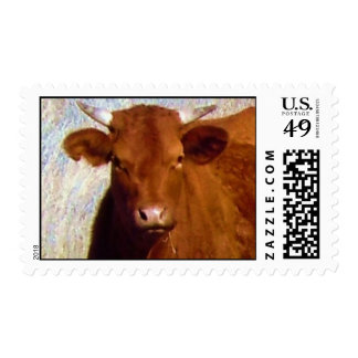 It's a Roundup! Cattle - Red Stamp