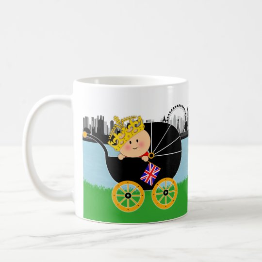 It's a Royal Baby Mug