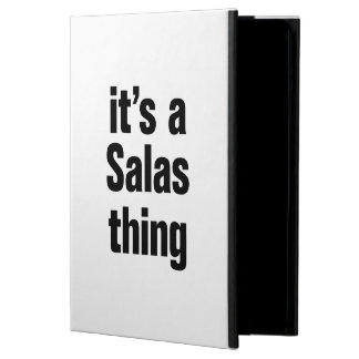 its a salas thing iPad air cases