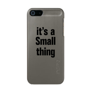 its a small thing incipio feather® shine iPhone 5 case