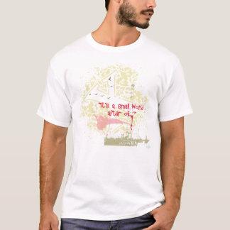Its a small world tshirt