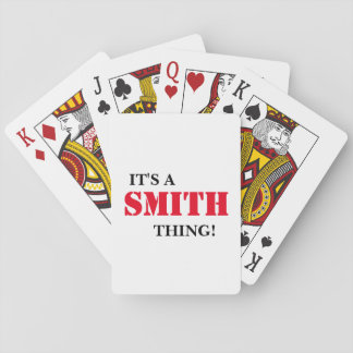 IT'S A SMITH THING! CARD DECK