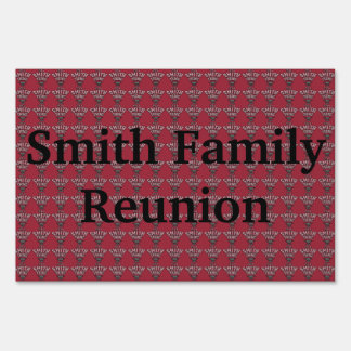 It's A Smith Thing Sign