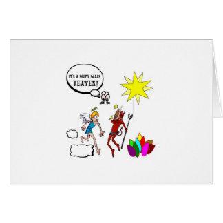 It's A Soupy Sales Heaven Card