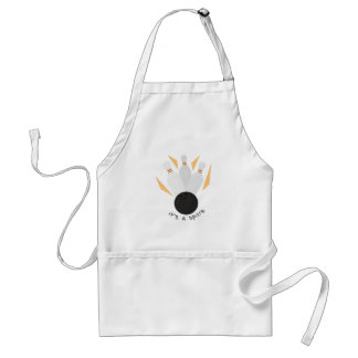 Its A Spare Aprons