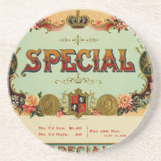 Its a special day so slow down and enjoy it drink coaster