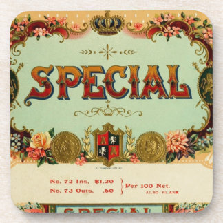 Its a special day, so slow down and enjoy it drink coaster