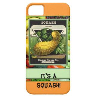 It's a squash! iPhone 5 case