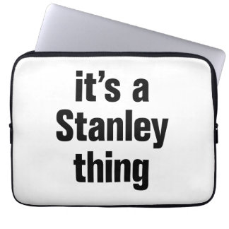 its a stanley thing laptop computer sleeves